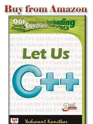 Let Us C by Yashavant Kanetkar PDF